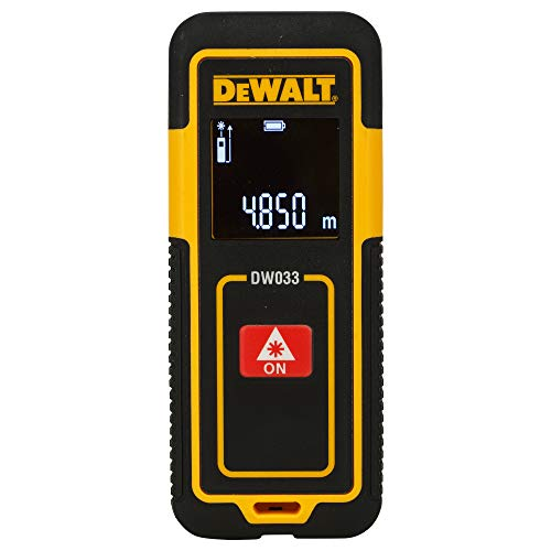 Dewalt DW033-XJ DEWALT-DW033 Distance Measurer 30m-One Size EU/UK