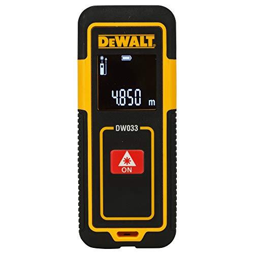 DᴇWALT DW033-XJ Misuratore Laser, 30 Metri