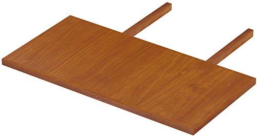 Brasilmöbel Ansteckplatten Set 50x100 Kirschbaum Rio Classiko oder Rio Kanto Pinie 2X Tischverlängerung Echtholz Größe & Farbe wählbar für Esszimmertisch Tisch ausziehbar
