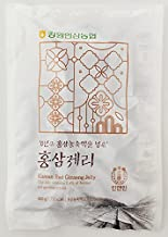 Gangwon Insam, Korean Red Ginseng Jelly 500g/17.6oz, Cultivated Korean Ginseng from Gangwon-do, Highest Quality Ginseng