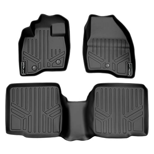 MAX LINER A0245/B0082 for 2017-2019 Ford Explorer Without 2nd Row Center...