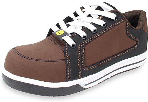 normani R Line Sicherheitsschuh S2 Nebraska Halbschuh im Sneaker-Style nach EN 20345 Größe 38