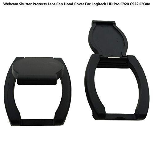 Der Webcam-Verschluss schützt die Schutzkappe der Gegenlichtblende für das Logitech HD Pro C920 C922 C930e