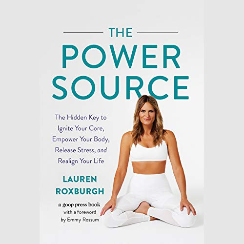 The Power Source audiobook cover art