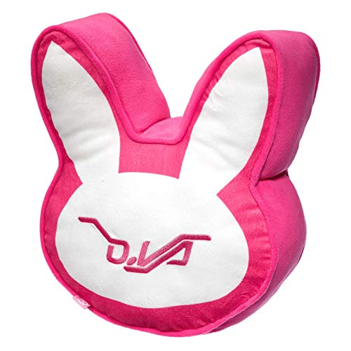 Official Blizzard Overwatch Pink D.Va Bunny Pillow
