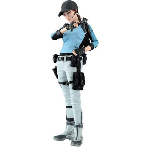 Resident Evil 5 Hot Toys Video Game Masterpiece 1/6 Scale Collectible Figure Jill Valentine B.S.A.A. Outfit by Hot Toys