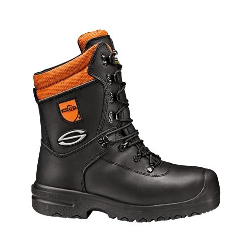 Sir Safety System MB2411Z943 Saver - Botas de protección especial para botas, color negro, talla 43