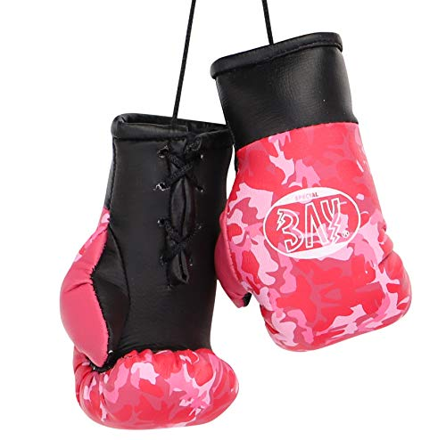 Bay® Mini Boxhandschuhe Paar (Camouflage pink)