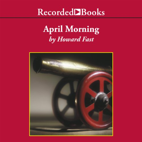April Morning audiobook cover art