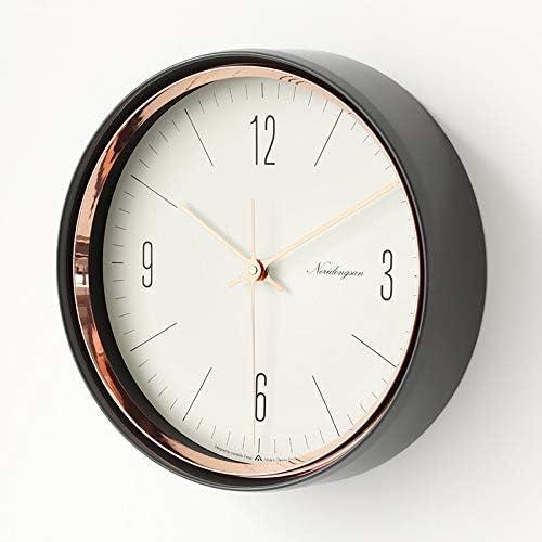 Vintage Wall Under blast sales Clock Quartz Silent Livin Novelty Max 86% OFF Nordic