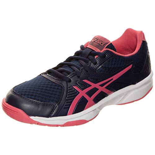 Asics 1072A012-407_41,5, Zapatos De Voleibol Mujer, Púrpura, 41.5 EU