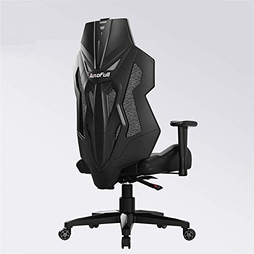 Gamestoel hoogte verstelbaar Draaistoel Laptop bureaustoel gamestoel Office Chair Heavy liggende gaming stoel (Kleur: Zwart, Maat: Een maat) zhihao (Color : Black, Size : One Size)