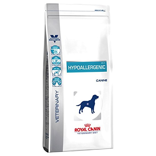 Royal Canin Veterinary Diet Dog - Hipoalergénico DR 21, 7 kg