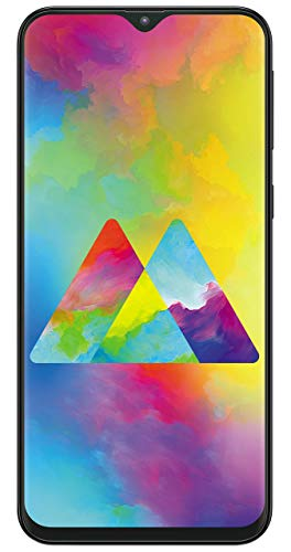 Samsung Galaxy M20 (Charcoal Black, 4 | 64GB) | Unlocked - Please Check specified Network Bands (Unlocked International Model, No Warranty)