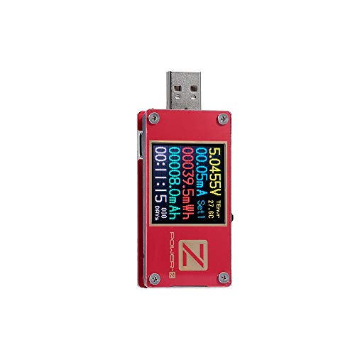 Docooler ChargerLAB Power-Z USB PD Tester für die MFi-Identifizierung PD Decoy Instrument KT001