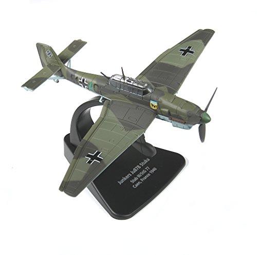 herpa 81AC004S - Junkers Ju-87 Stuka, Flugzeug