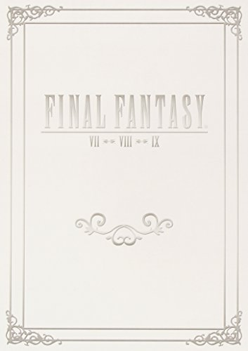 FINAL FANTASY Box Set (FFVII, FFVIII, FFIX).