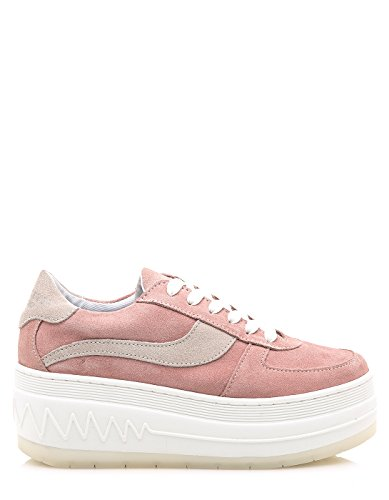 Sixtyseven Pink Platform Sneakers by (40 - Pink)