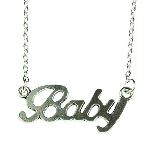 The Funky Barcode Baby Statement Necklace Gift Box Available
