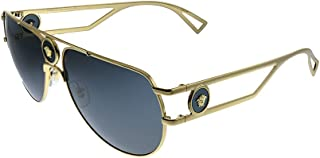 Versace VE2225 Gold/Grey One Size
