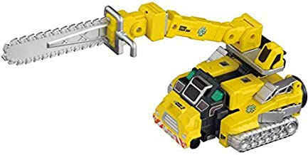 Japan Import Tomica Hyper Series Hyper chainsaw