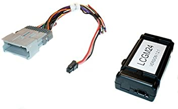 PAC LCGM24 Radio Replacement Interface for Select Non-Amplified Class with 24-Pin Connector
