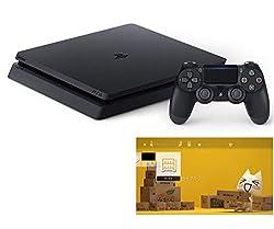 PlayStation 4 ジェット・ブラック 500GB の商品画像
