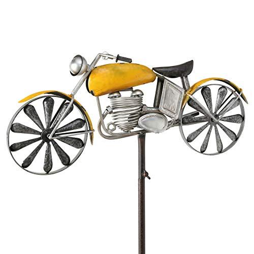 Whole House Worlds Fahrräder und Traktor gardensticks