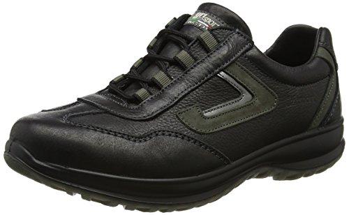 Grisport Hamilton, Chaussures de Randonnée Basses Homme, Noir (Black), 40 EU