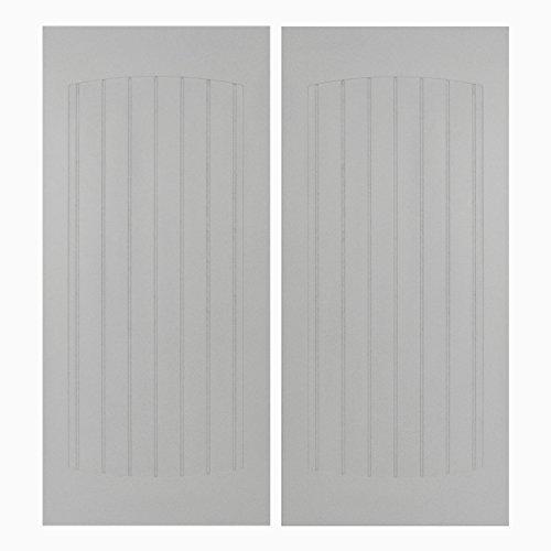 Handwerker Beadboard Limo | Café Türen Premade an Ihre Tür Öffnung Größe. Wählen Sie Ihre Größe. Siehe unseren Store für mehr Türen. 36