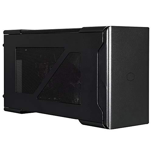 Cooler Master MasterCase EG200 Boîtier pour carte graphique de bureau avec bloc d'alimentation V550 SFX Gold