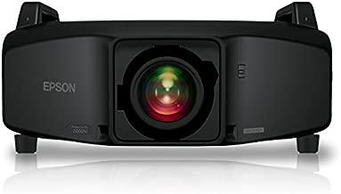 Epson PowerLite Pro Z10005UNL WUXGA 3 LCD Projector 10000 Lumens Black V11H610820
