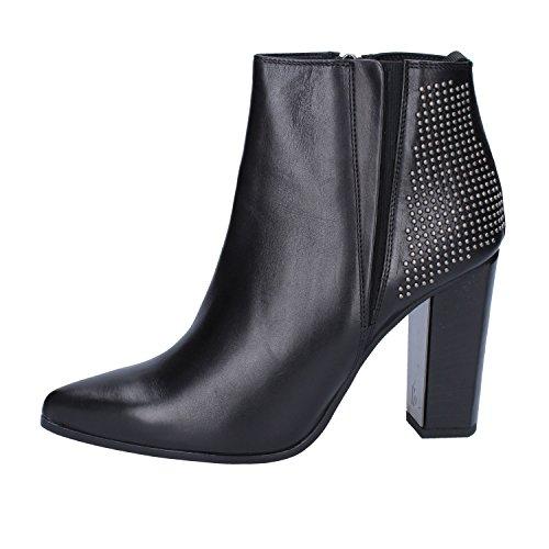 ROBERTO BOTTICELLI Zapatos de salón Mujer Cuero Negro 36 EU