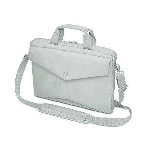 DICOTA Code Slim Case 11 (voor notebooks tot 27,9 cm) compacte laptoptas/grijs