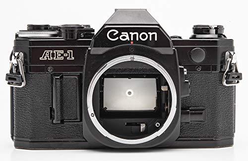 Canon AE-1 AE1 AE 1 Program Body Gehäuse Spiegelreflexkamera schwarz Black