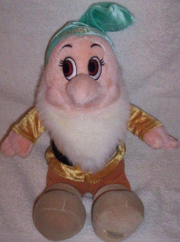Snow White & The Seven Dwarfs Bashful 12 Disney Store Exclusive Plush by Snow White and the Seven Dwarfs