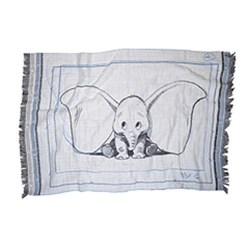 ZOEPPRITZ Plaid Dumbo Ears, Azur, 70/110
