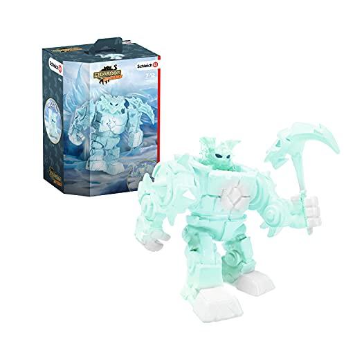 Schleich 42546 Spielfigur - Eldrador Mini Creatures EIS-Roboter (Eldrador Creatures), Mix