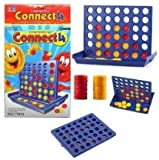 Premsakhi Connect 4 in A Line Board Game Children's Educational Toys for Kid