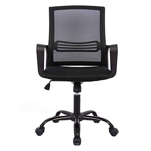 Smugdesk Ergonomic Lumbar Support Mesh Office Task Computer Desk...