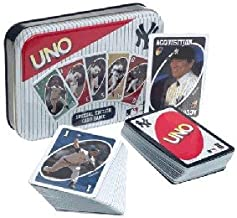 NY Yankees Edition UNO Card Game by Sababa Toys