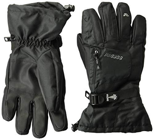 Gordini Men's Ultra Dri-max Gauntlet Iv Waterproof Insulated Gloves, Black, X-Large