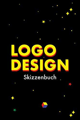 Logo Design Skizzenbuch: Gepunktetes Notizbuch für Logo-Design, Markenidentitäten, Grafikdesign   Graphic Designer Bestes Geschenk