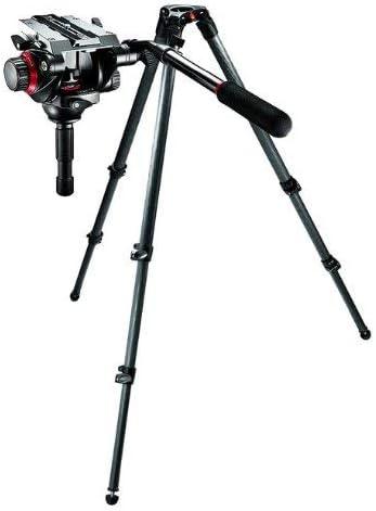 Manfrotto Stativ Kit 504hd 536k Kamera