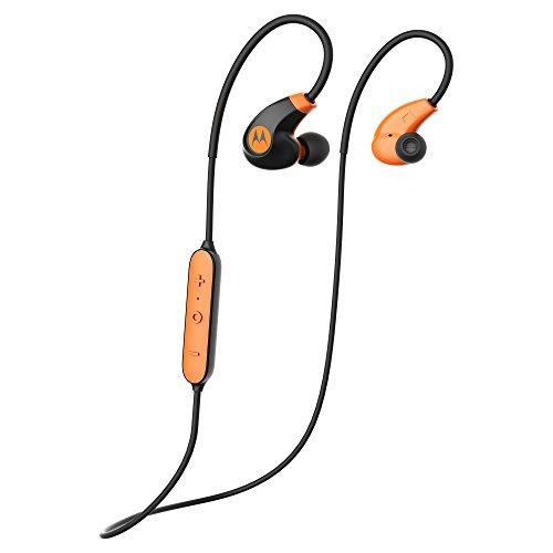 Motorola VerveLoop 2+ Super Light, Waterproof, Wireless Stereo Earbuds - Alexa Enabled - (SH020)