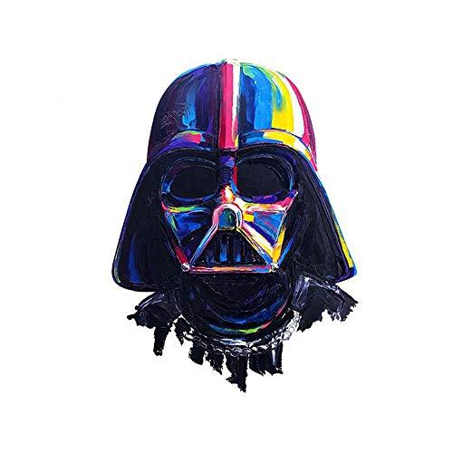 Star Wars Aufkleber 13 cm x 9 7 cm für Darth Vader Star War Auto Aufkleber Fenster Auto Aufkleber Diy
