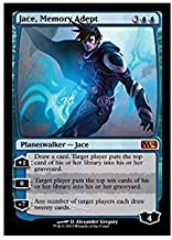 Magic: the Gathering - Jace, Memory Adept - Magic 2014