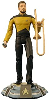 Diamond Select Toys Star Trek The Next Generation Series 1 Action Figure Lieutenant Thomas Riker