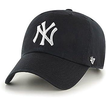 47 MLB New York Yankees - Gorras de béisbol, Unisex, Color Negro ...