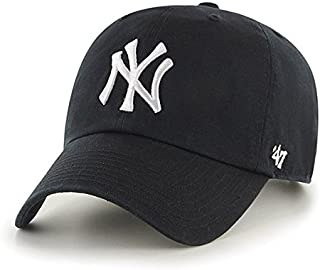 '47 Clean up New York Yankees Mens Cap Black